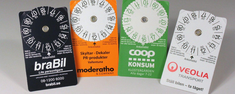 P-skivor - Moderatho & Company AB