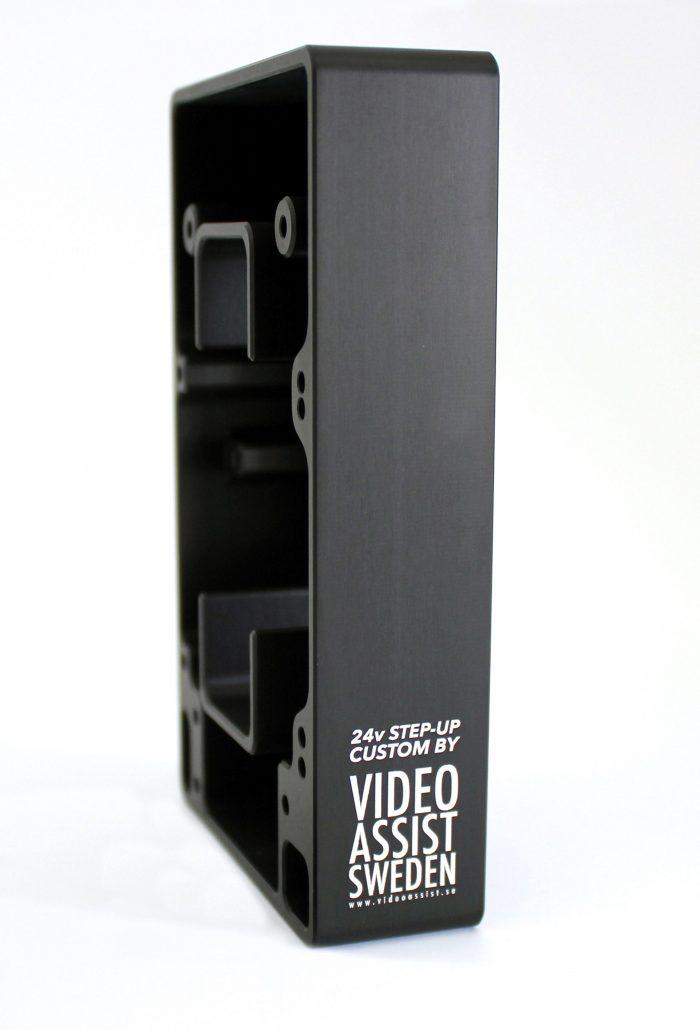 Lasergravyr och laserskärning - video assist Sweden